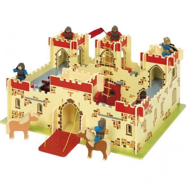 Castel de lemn