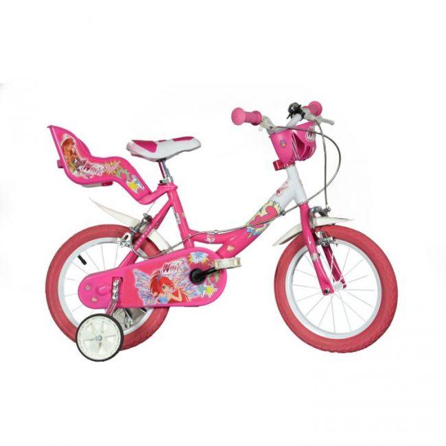 Bicicleta Winx