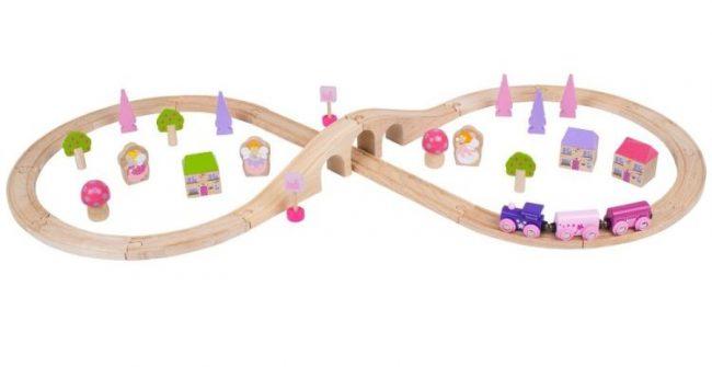Trenuletul Zanelor