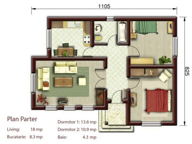 proiect casa brandusa 023